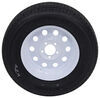 westlake trailer tires and wheels tire with wheel 15 inch st205/75r15 radial w/ white mod - 5 on 4-1/2 load range d
