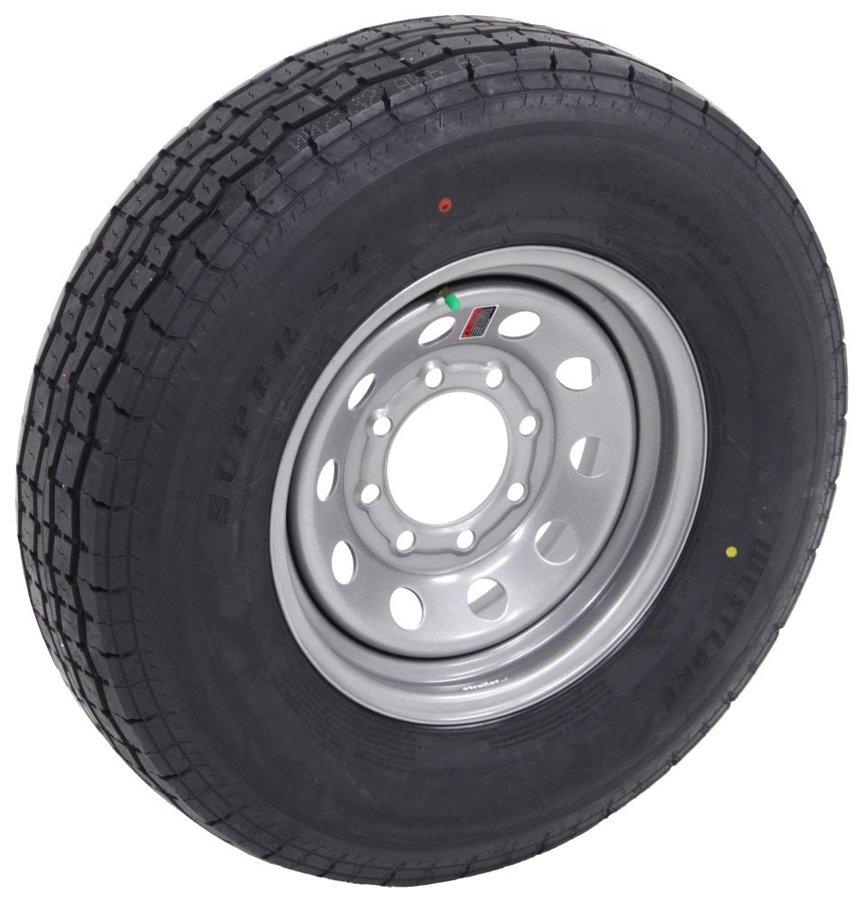 Trailer Tires and Wheels LHAW133 - Load Range E - Westlake