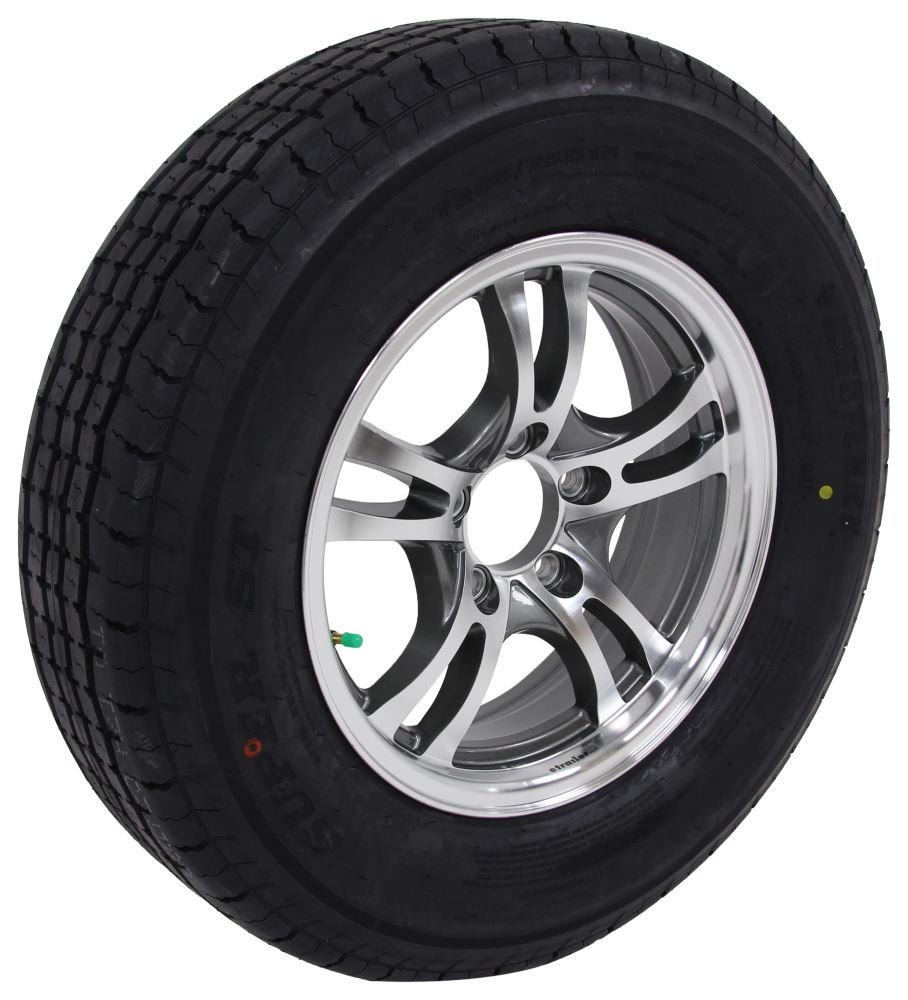 Trailer Tires and Wheels LHAWLSJ301G - Load Range D - Westlake