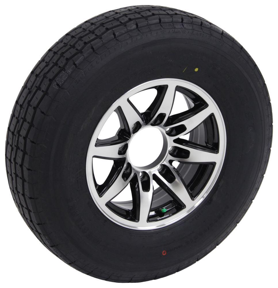 Trailer Tires and Wheels LHAWSO513B - 16 Inch - Westlake
