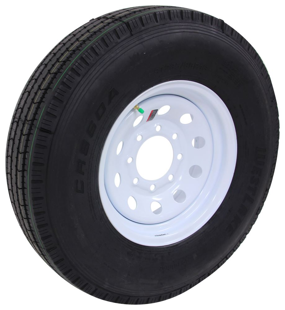 Trailer Tires and Wheels LHAX119 - Steel Wheels - Powder Coat - Westlake