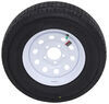 westlake trailer tires and wheels tire with wheel 13 inch st175/80r13 radial w/ white mod - 5 on 4-1/2 load range c