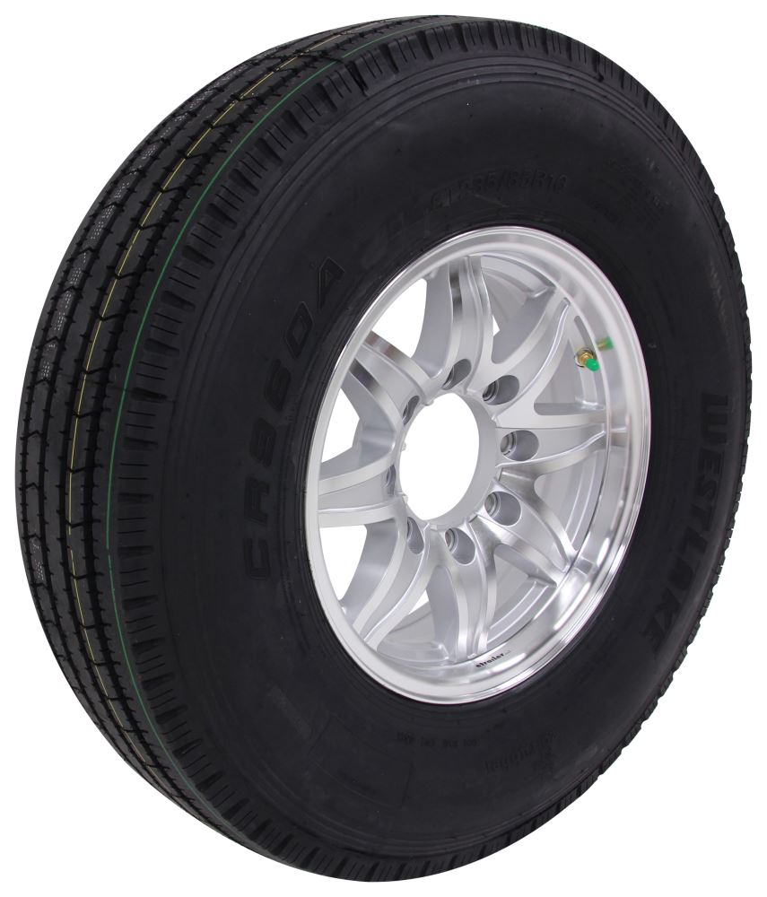 Westlake 16 Inch Trailer Tires and Wheels - LHAX425