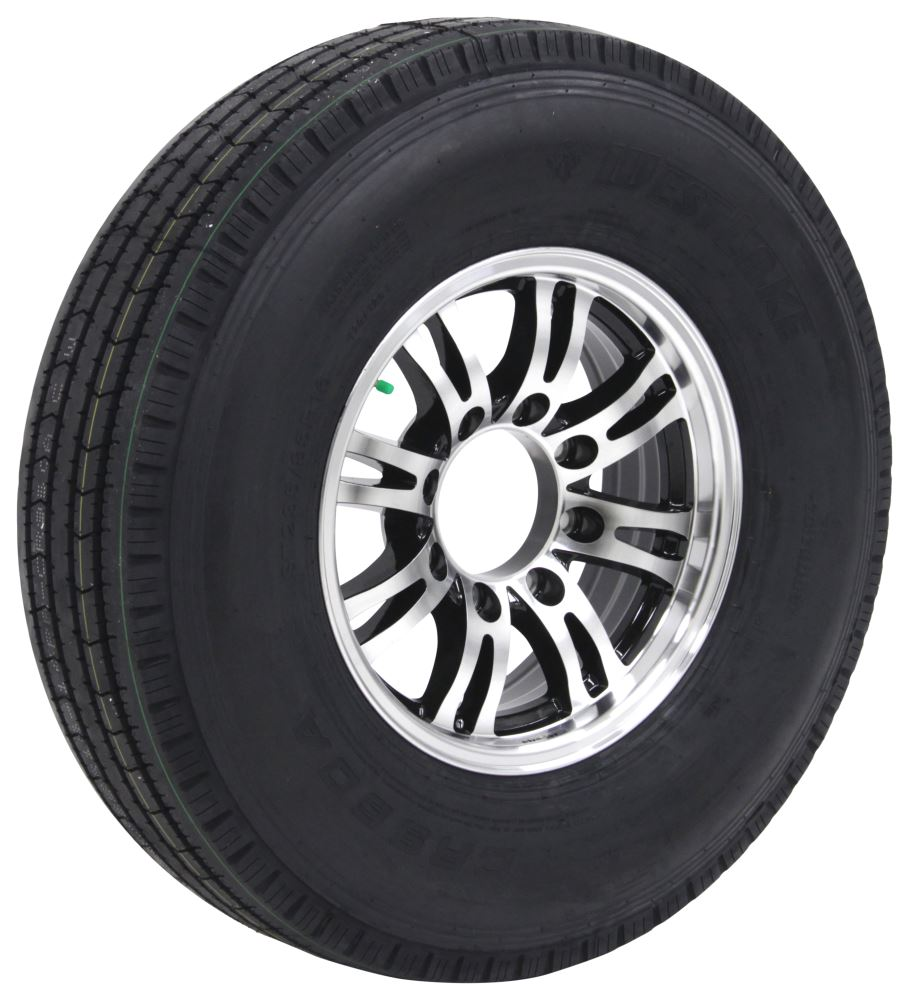 Westlake Best Rust Resistance Trailer Tires and Wheels - LHAXSJ421