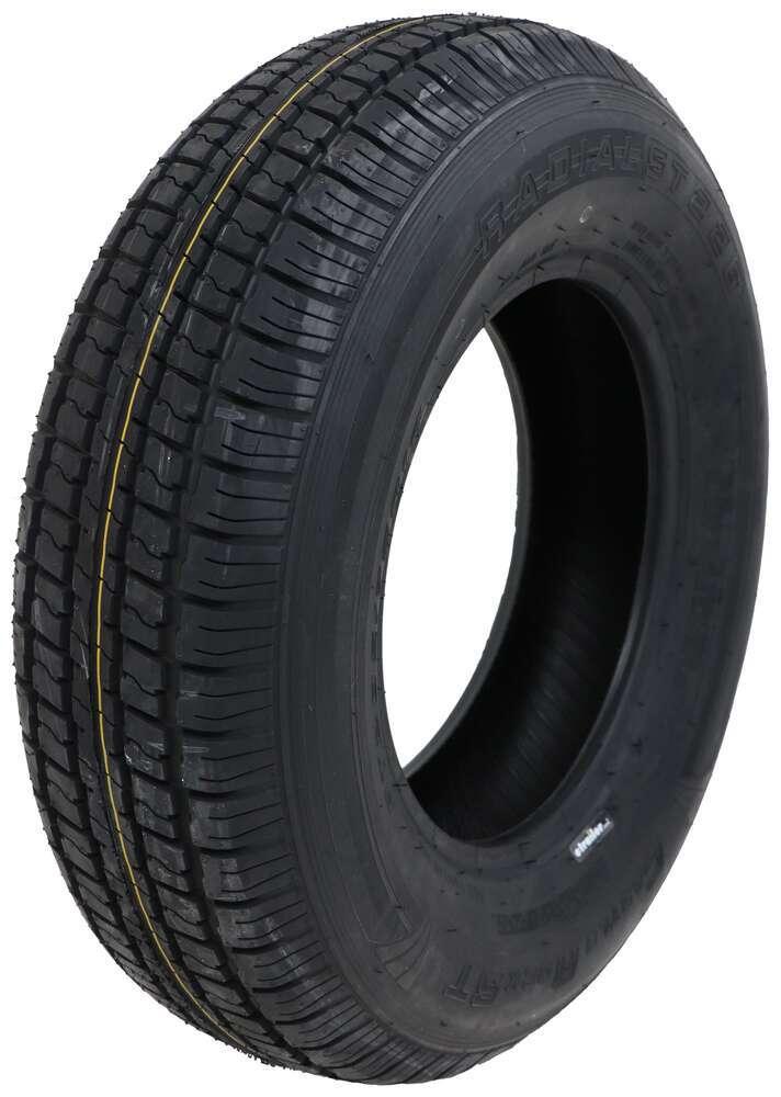 Castle Rock ST205/75R14 Radial Trailer Tire - Load Range C 14 Inch LHCK201