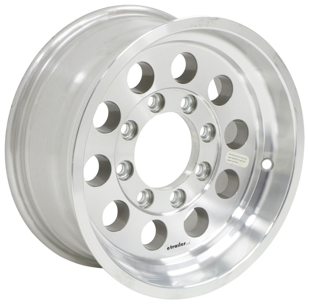 LHJM513 - 8 on 6-1/2 Inch Lionshead Trailer Tires and Wheels