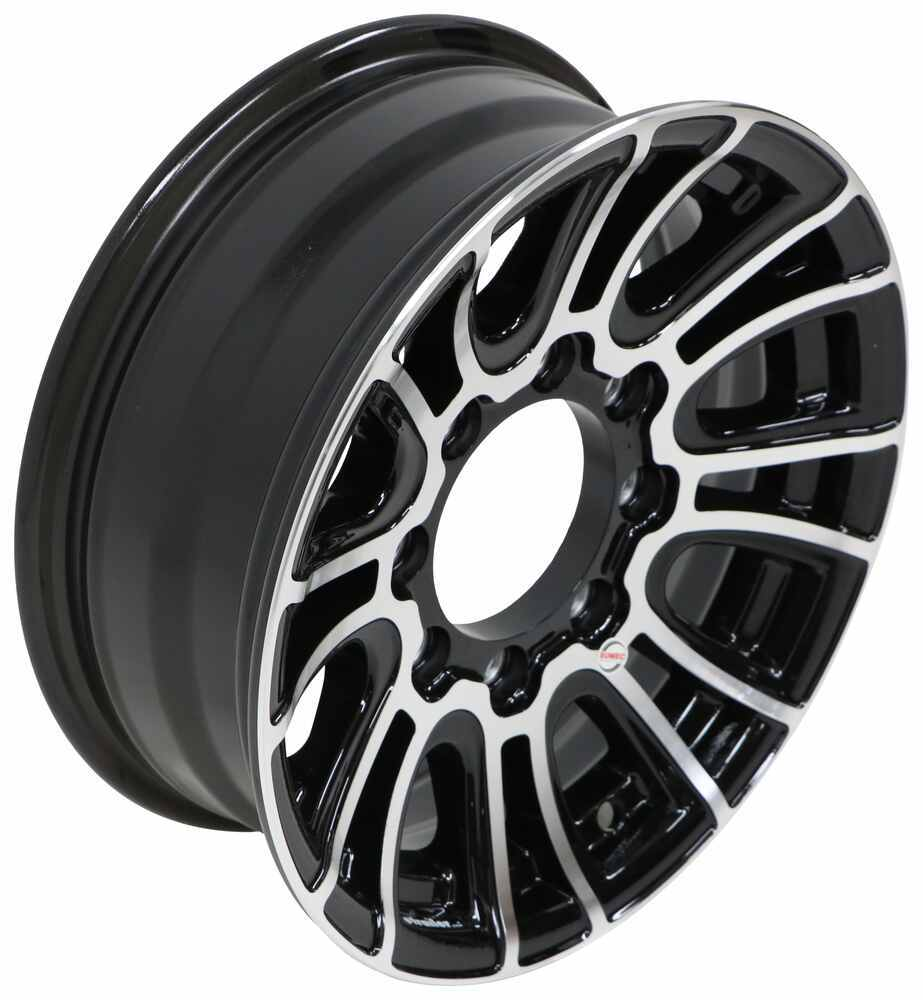 Lionshead 16 Inch Trailer Tires and Wheels - LHSB168BMF