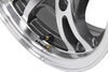 "Aluminum Jaguar Trailer Wheel - 13"" x 5"" Rim - 5 on 4-1/2 - Gunmetal Gray Aluminum Wheels,Boat Trailer Wheels LHSJ101G"