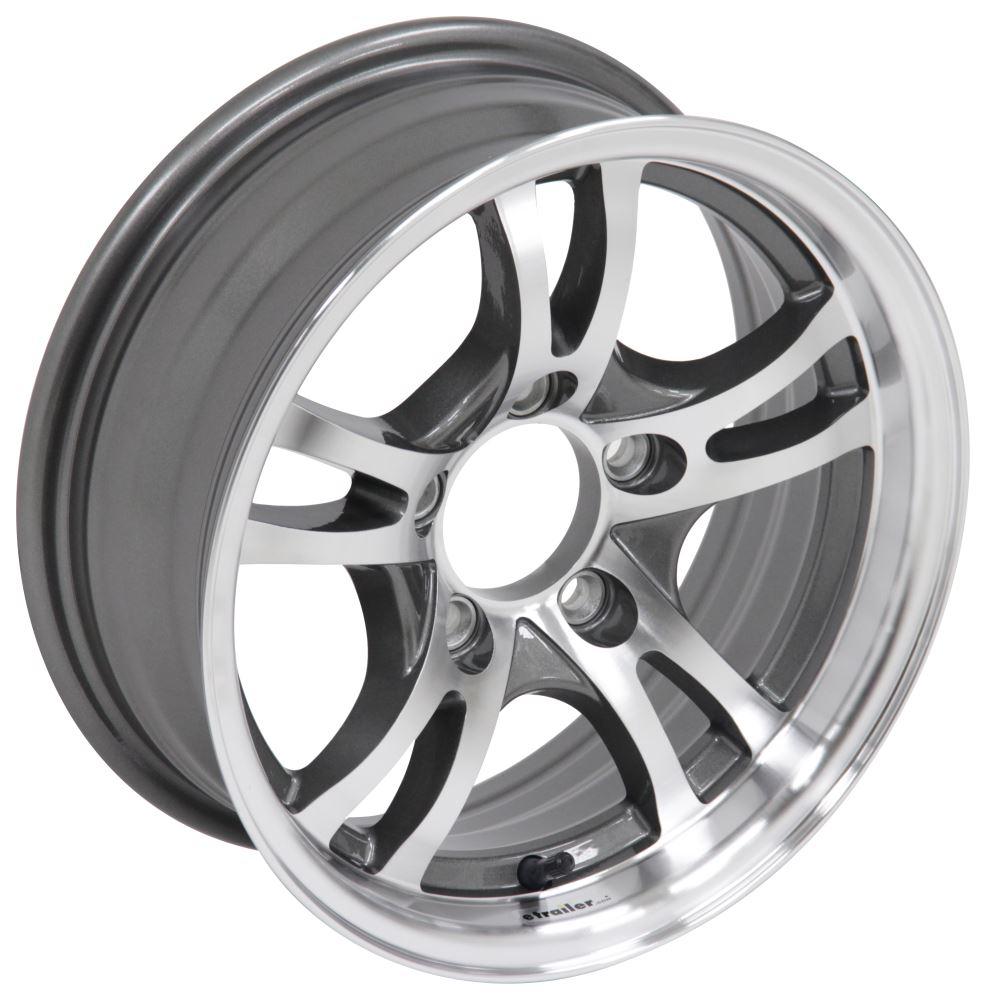 Trailer Tires and Wheels LHSJ211G - 14 Inch - Lionshead