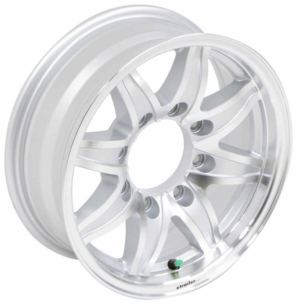 Trailer Tires and Wheels LHSL513 - Aluminum Wheels,Boat Trailer Wheels - Lionshead