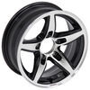 Trailer Tires and Wheels LHSO211B - 14 Inch - Lionshead