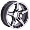 Trailer Tires and Wheels LHSO320B - 5 on 4-1/2 Inch - Lionshead