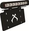 Off Road Lights LICENSEPLPX910 - Straight Light Bar - Vision X