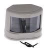 License Plate Trailer Light - Adhesive Mount - Incandescent - Clear Lens Surface Mount LP56CB
