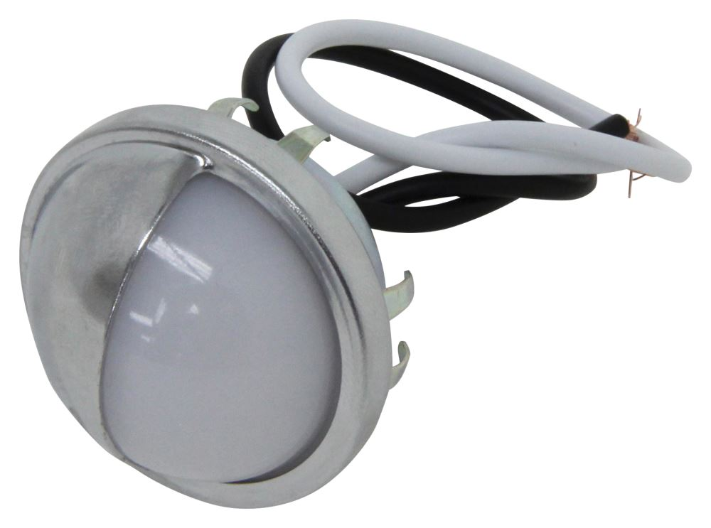 Optronics White Trailer Lights - LPL11CB