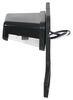 Optronics LED Trailer License Plate Light w/ Bracket - 5 Diodes - Clear Lens LED Light LPL55CB