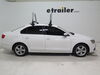 2013 volkswagen jetta watersport carriers lockrack roof mount carrier bars with t-slots aero elliptical factory round square in use