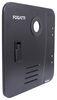 Replacement Access Door for Fogatti RV Tankless Water Heater - Black Door LSB34FR