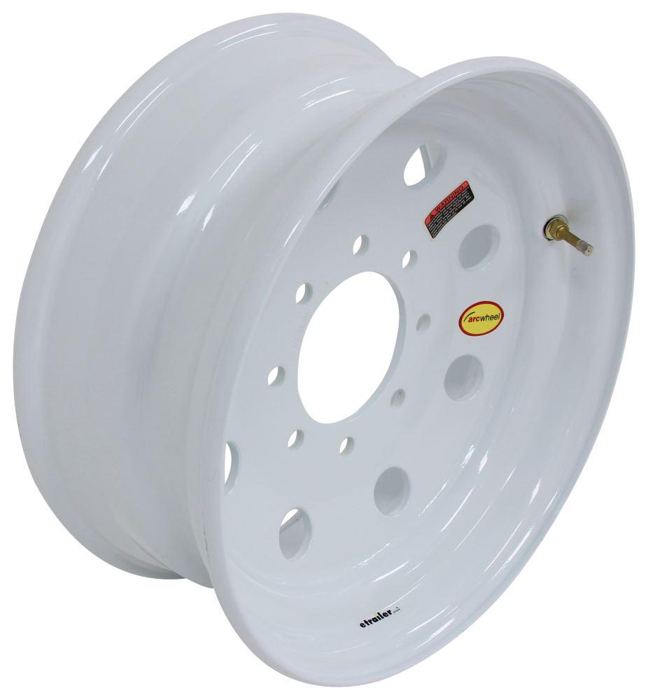 Taskmaster Steel Wheels - Powder Coat Trailer Tires and Wheels - LT589DMPWX