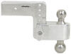 LTB4-25 - Stainless Steel Ball Weigh Safe Trailer Hitch Ball Mount