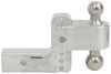 LTB4-25 - Drop - 4 Inch,Rise - 5 Inch Weigh Safe Trailer Hitch Ball Mount
