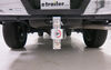 0  trailer hitch ball mount weigh safe adjustable class iv 12500 lbs gtw on a vehicle