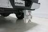 0  trailer hitch ball mount weigh safe adjustable class iv 12500 lbs gtw 180 2-ball w/ stainless steel balls - 2 inch 6 drop 7 rise 12.5k
