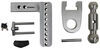 Weigh Safe Built-In Locks Trailer Hitch Ball Mount - LTB6-2