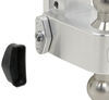 Trailer Hitch Ball Mount LTB8-25 - Built-In Locks - Weigh Safe