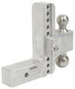 LTB8-25 - Built-In Locks Weigh Safe Adjustable Ball Mount