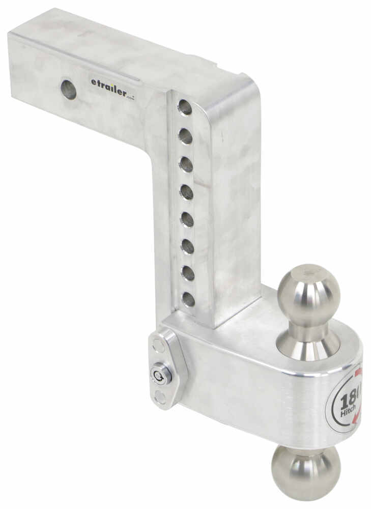 LTB8-25 - Stainless Steel Ball Weigh Safe Adjustable Ball Mount