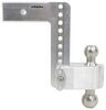 Weigh Safe Two Balls Trailer Hitch Ball Mount - LTB8-25