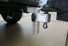 0  trailer hitch ball mount weigh safe two balls drop - 8 inch rise 9 on a vehicle