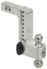 Weigh Safe Trailer Hitch Ball Mount - LTB8-2