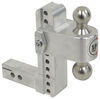 Weigh Safe Adjustable Ball Mount - LTB8-2
