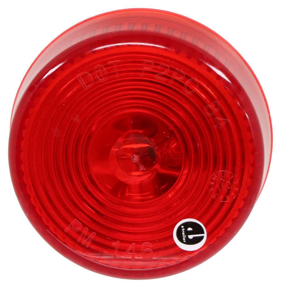M146R - Round Peterson Clearance Lights