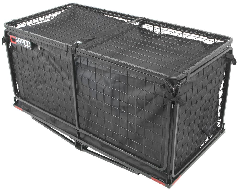 Carpod Fixed Carrier Hitch Cargo Carrier - M2200-01-02