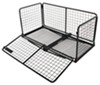 """23x47 Carpod Walled Cargo Carrier w/ Lid - 2"""" Hitches - Steel - 450 lbs Fixed Carrier M2200-2201"""