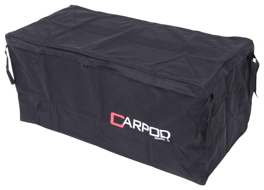 Cargo Bag for Carpod Hitch Mounted Cargo Carrier - 13-3/4 Cu Ft Medium Capacity M2202