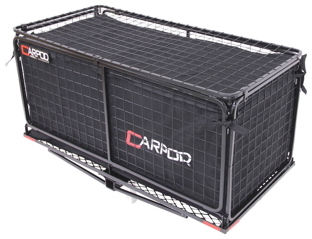 Carpod Steel Hitch Cargo Carrier - M2205-01-02