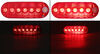 M880-7 - Recessed Mount Peterson Tail Lights