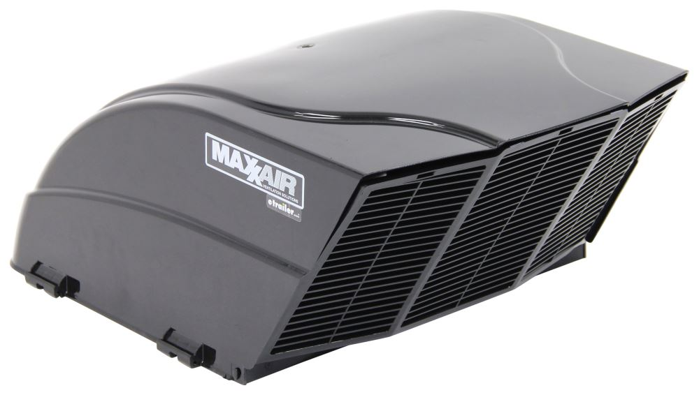 RV Vents and Fans MA00-955002 - Black - MaxxAir