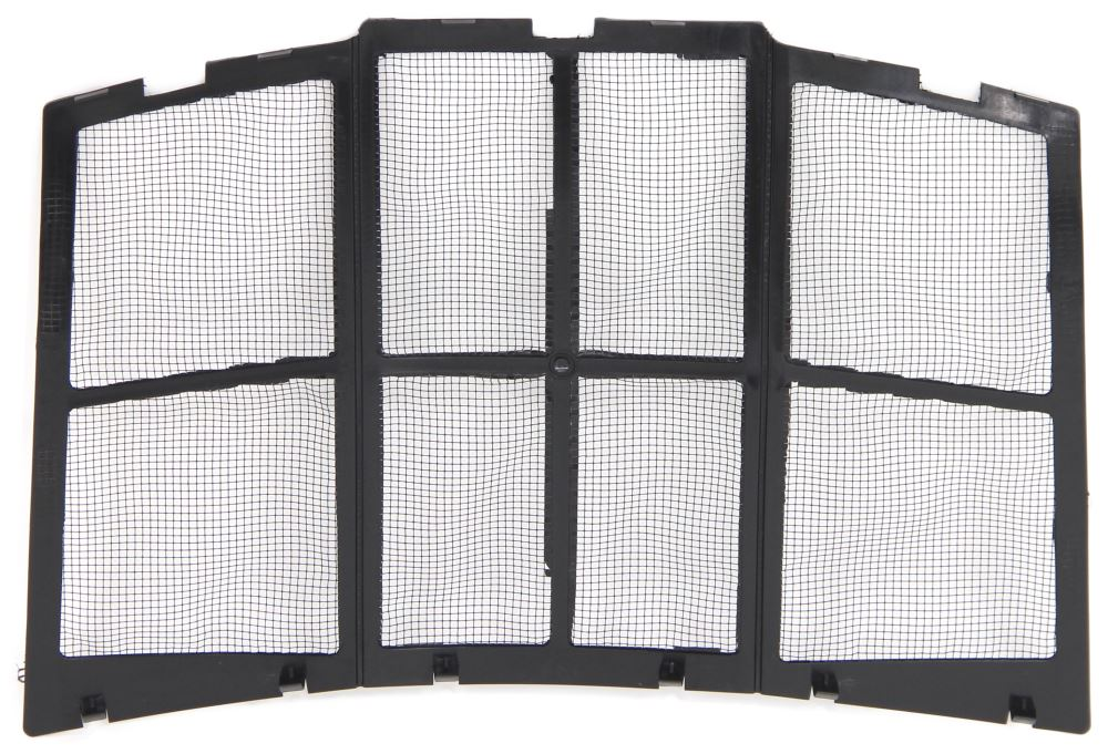 Bug Screen for MaxxAir FanMate Roof Vent Covers - Black FanMate MA00-955202