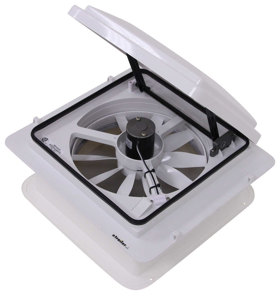 MA00A04301K - 14W x 14L Inch MaxxAir RV Vents and Fans
