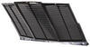 maxxair accessories and parts rv vents fans louver replacement for fanmate trailer roof vent cover - black