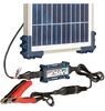 optimate rv solar panels roof mounted kit 1 panel duo charging system with controller - 10 watt