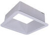 maxxair accessories and parts rv vents fans ceiling garnish for maxxfan roof vent - white