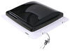 Replacement Roof Vent for MaxxFan Plus Roof Vent w/ 12V Fan - Powered Lift - 10 Speed - Smoke Vent MA99FR