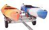 malone trailers v-style 6-1/2w x 11l foot mal43fr