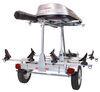 malone trailers saddle style 6-1/2w x 13l foot mal62fr